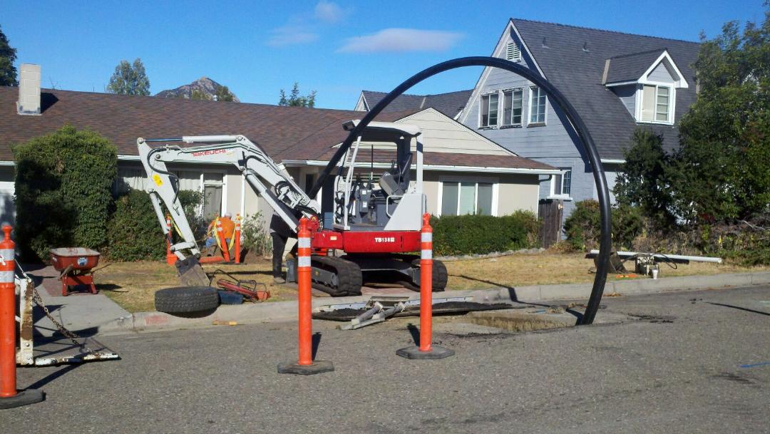 Trenchless Technology Makes Sewer Line Repair