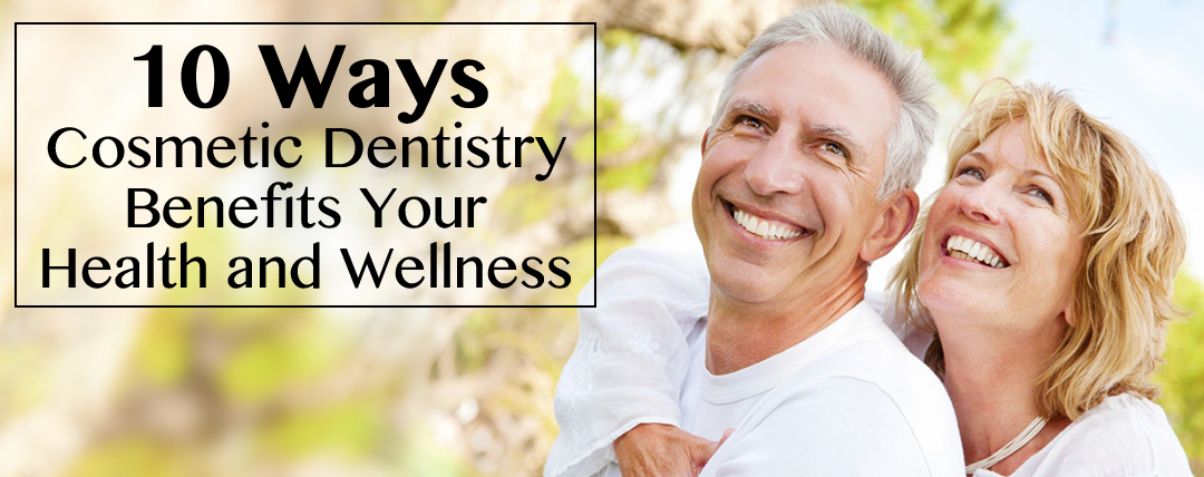 10 Ways Cosmetic Dentistry in Michigan City Benefits Your Health and Wellness