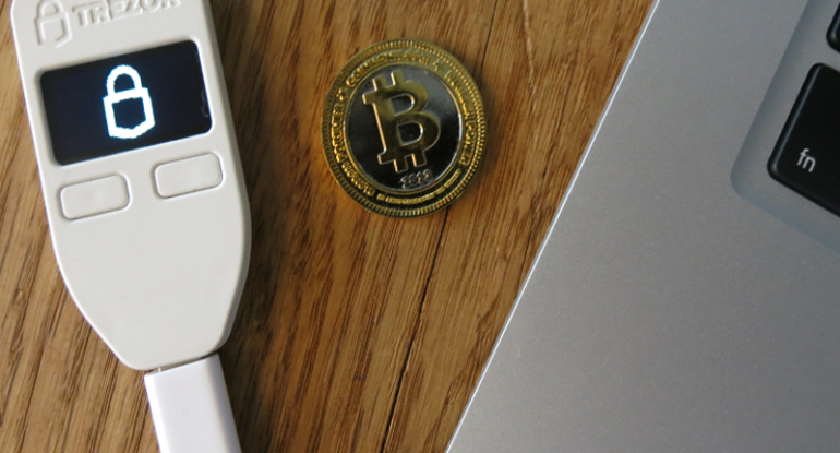 Trezor Bitcoin Wallet UAE