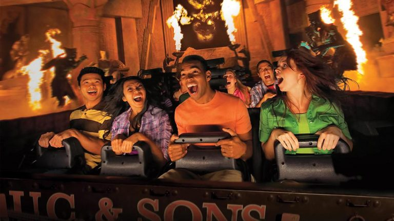 List of Seasonal Events at Universal Studios Hollywood™