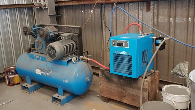 Refrigerated Compressed Air Dryers in GA: A Low-Cost Way To Remove Water From Compressed Air