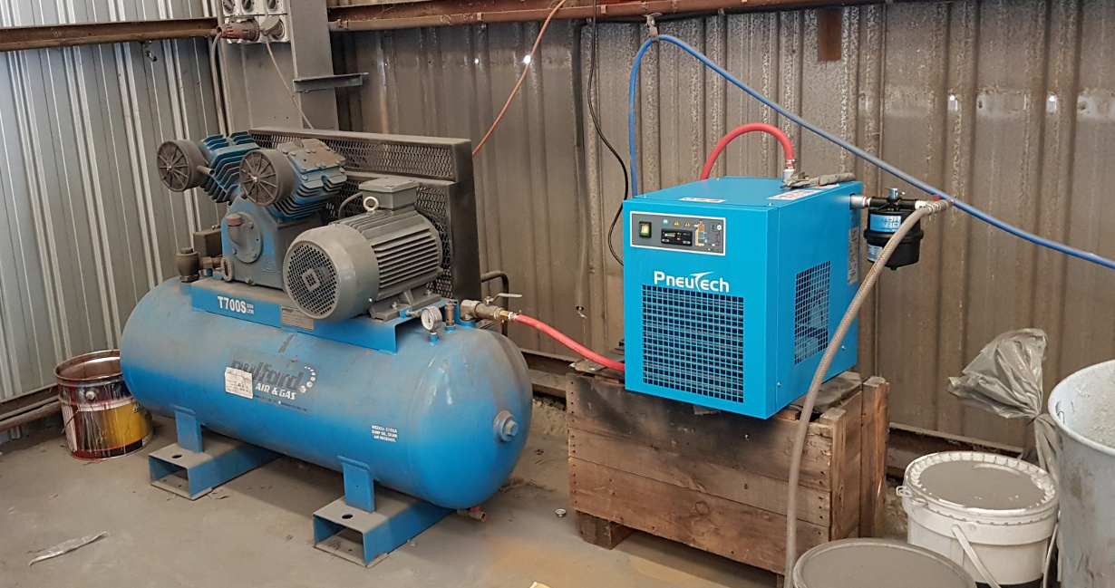 Refrigerated Compressed Air Dryers In Ga A Low Cost Way