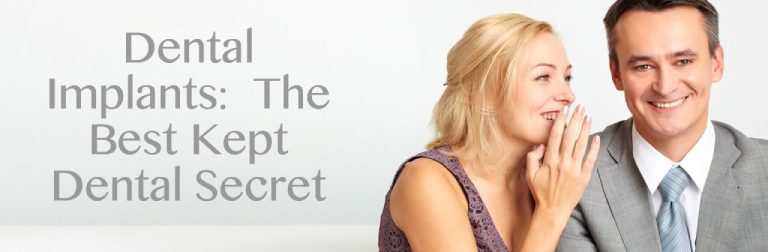 Dental Implants in California:  The Best Kept Dental Secret